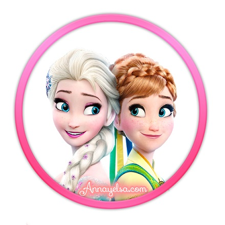 Stickers de Frozen para descargar gratis