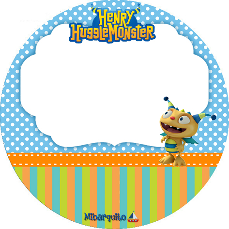 kit de henry hugglemonster - photo #42