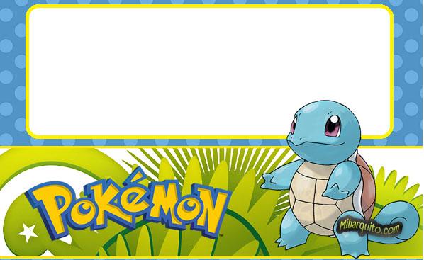 Imagenes de Pokemon - Stickers de Pokemon - pegatinas pokemon - imprimibles de pokemon