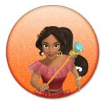 Etiquetas Stickers Elena de Avalor para descargar gratis