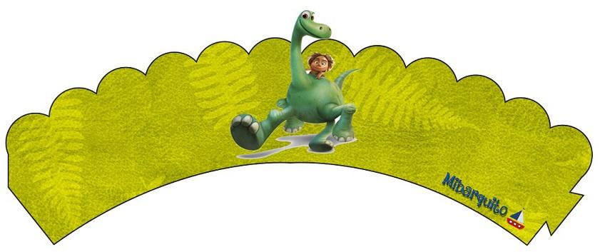 Adorno Wrapper Un Gran Dinosaurio
