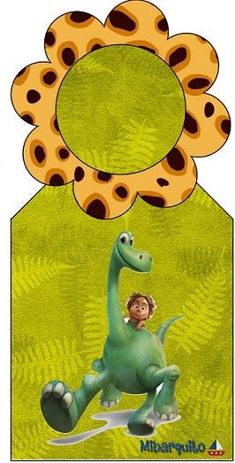 Un Gran Dinosaurio Marcador de Página imprimibles gratis