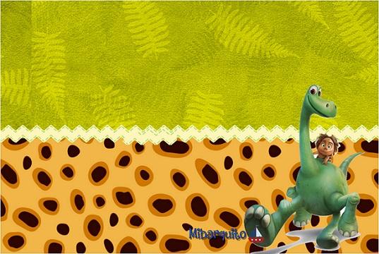 Un Gran Dinosaurio etiquetas stickers marcos para fotos