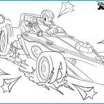 Dibujos para colorear de Mickey Aventuras sobre Ruedas