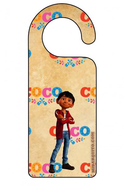 Kit Imprimible de Coco Disney para descargar gratis | Mi Barquito
